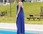 Маркет | Obaldet | PRE-ORDER *V Neck Backless Long Dress*